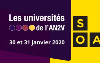Universites AN2V 2020 SOA