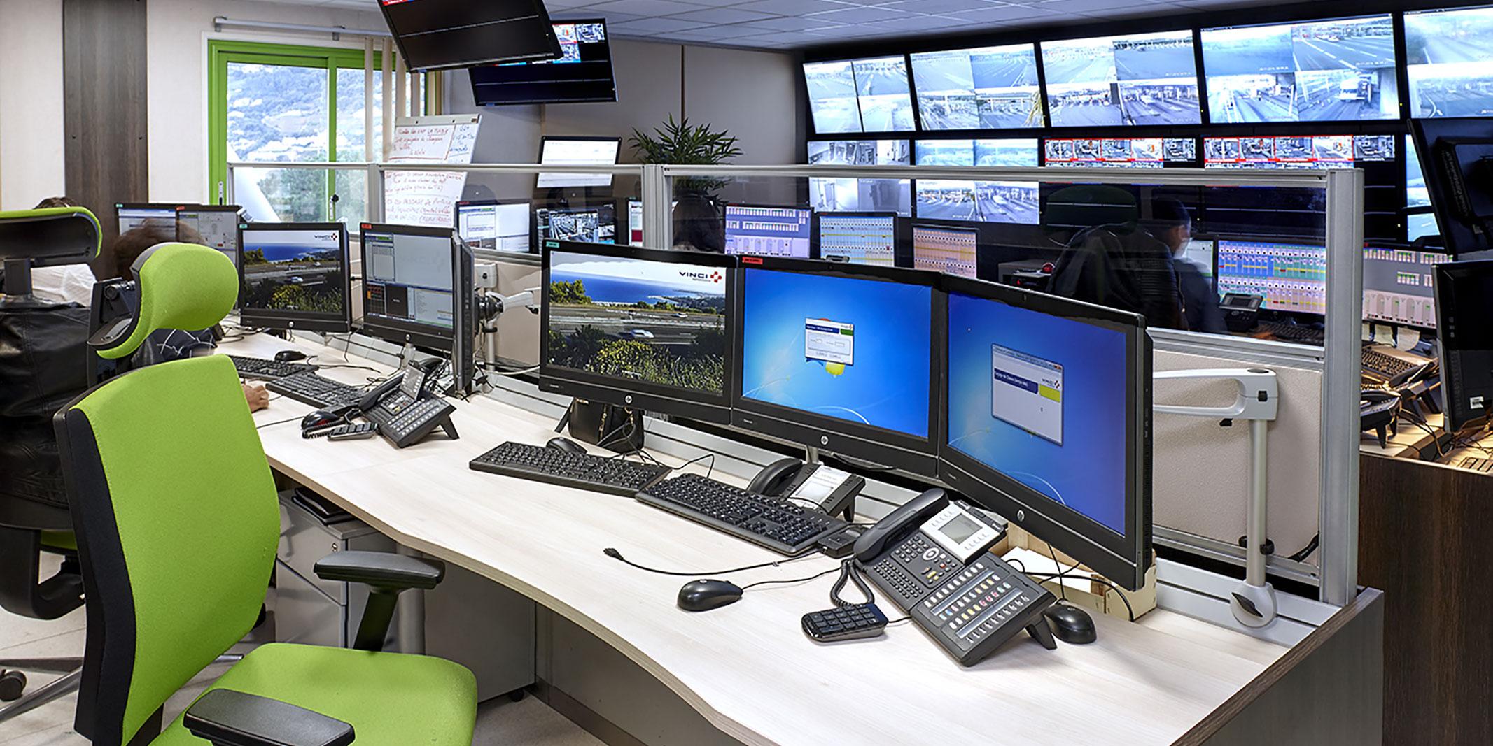 soa agencement salle controle transports public