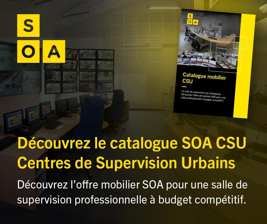 Le catalogue mobilier CSU SOA est disponible ! 2