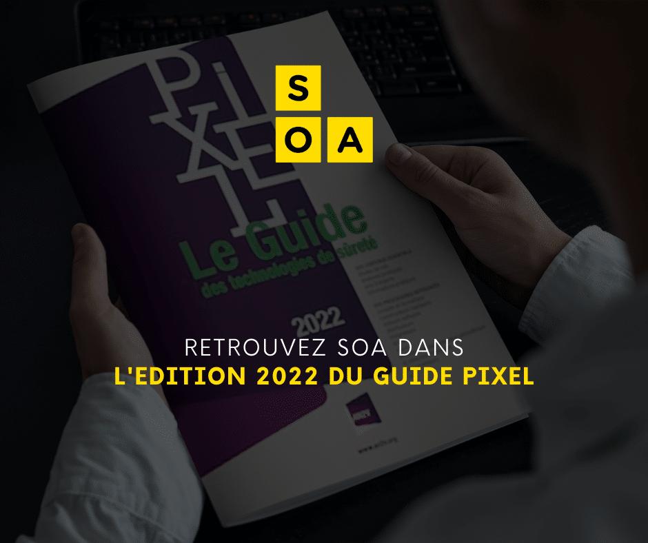 SOA participe au guide PIXEL 2022 de l'AN2V 1