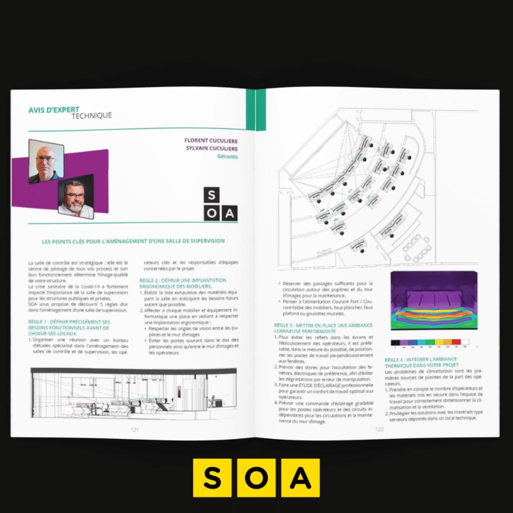 SOA participe au guide PIXEL 2022 de l'AN2V 2